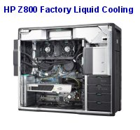8 Cores 2x3.20Ghz/3.46Ghz HP Z800 HP Liquid Cooled 64GB 1TB W10