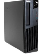 Fast 3.20Ghz IBM/Lenovo M91P SFF/Small Form Factor 4GB 250GB W10