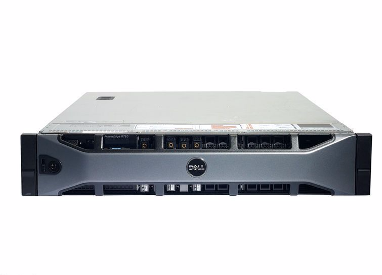 12 Cores 2x2.40Ghz/2.90Ghz Dell PowerEdge R520 128GB 6.0TB SAS